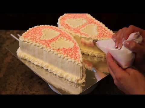 Butterfly Cake / Cake Decorating