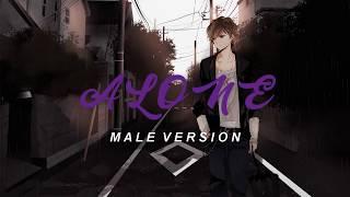 Halsey - Alone (Male Version)