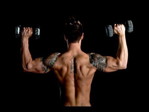 Complete Shoulder Workout for Home , Get big Delts Fast!