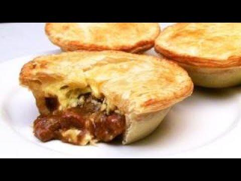 Jamies Beef and Ale Aussie Meat Pie | Happy Australia Day!