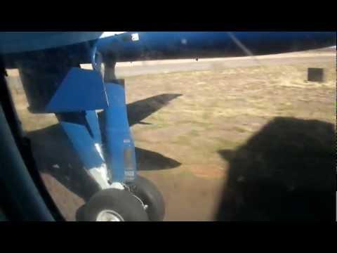 Island Air Takeoff Molokai