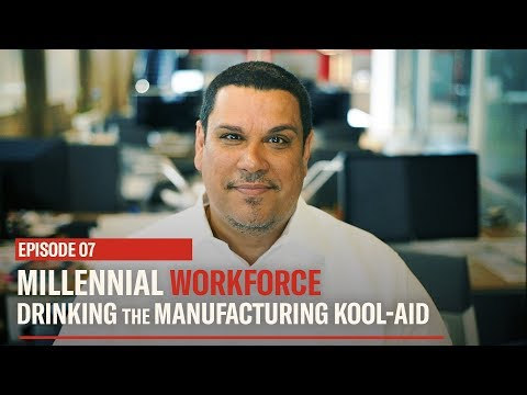 How to Attract and Retain Millennials in Manufacturing - EP07