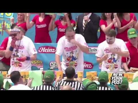 The Reason Why Competitive Eaters Don't Gain Weight