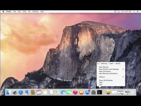 How to install Node.js on Mac OS X