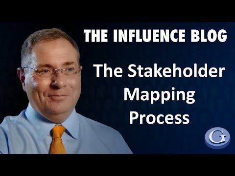 Stakeholder Mapping Process