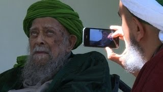 Elderly Sufi in Cyprus preaches love to counter radicalism