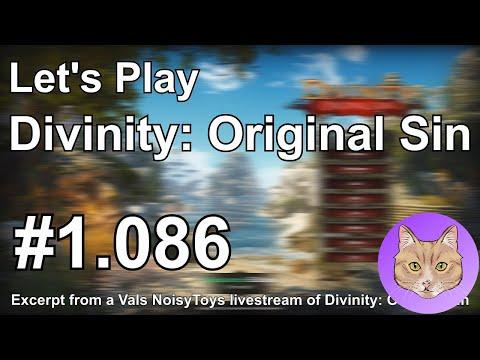 Divinity: Original Sin Livestream: Prison Traps:: 1.086
