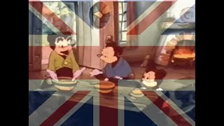 Somebody toucha my spaghet but it is vocoded by an 8 Bit brit