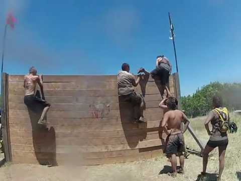 20  Obstacle 20 8 ft Wall Climb