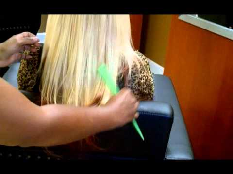 Hair Extension Promotional Video Fantastic Sam's and ZOE Extensios
