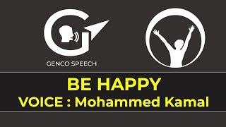 BE HAPPY Motivational Speech | by Genco Speech