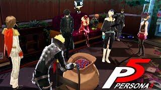 THE GAMBLING THIEVES & WORKING WITH THE YAKUZA  | Persona 5 [46]
