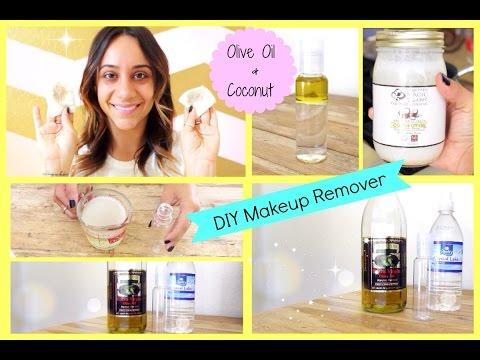DIY Makeup Removers!
