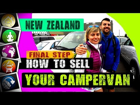 Sell Your Car/Camper - Change of Owners - NEW ZEALAND