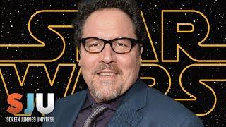 Iron Man Director Takes on Star Wars! - SJU