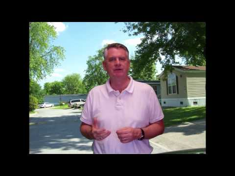 How and Why To Get Into The Mobile Home Park Business - Mobile Home Park Investment Tip