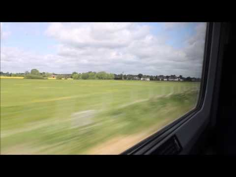 London Paddington to Oxford 12 May 2015