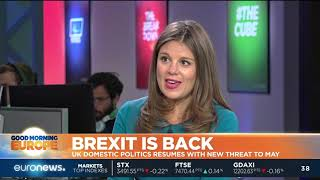 Download Brexit is Back: UK domestic politics resumes with threat to Theresa May's leadership | GME Video