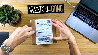 Watch Gang Platinum Unboxing (June 2018)