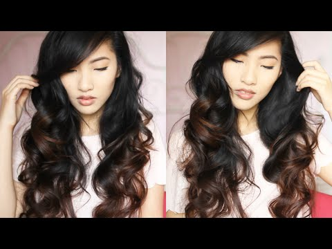 HEATLESS CURLS - OVERNIGHT | Emily Liu