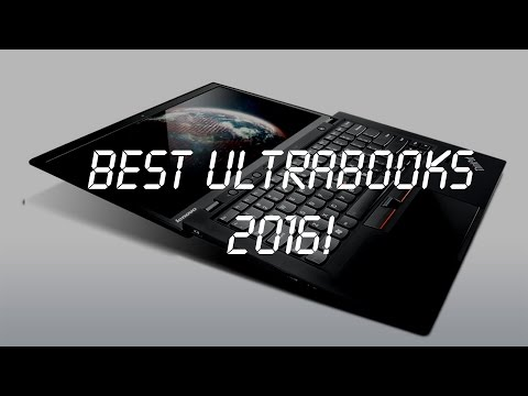 Top 5 Best Ultrabooks (2016, budget & premium)