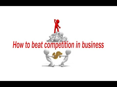 How to beat competition in business ( Hindi)