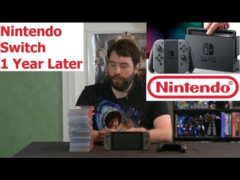 Nintendo Switch - 1 Year Later - Predictions & Concerns - Adam Koralik