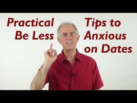 Practical EFT Tips for Being Less Anxious on a Date - EFT Love Talk Q&A Show