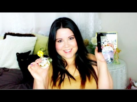 ❤ My Top 5 Favorite Fragrances of the Moment! ❤