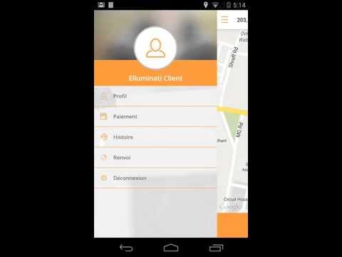 Language translation feature - Uber clone - Mowares