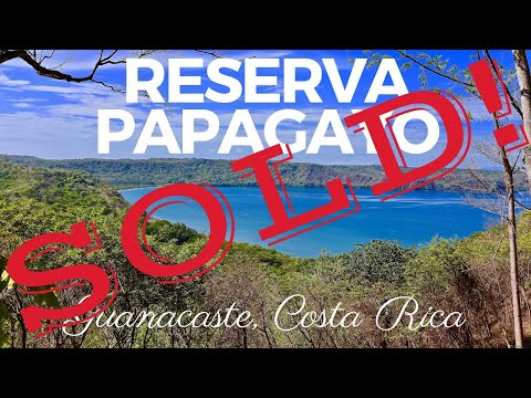 *** FOR SALE *** Reserva Papagayo – Guanacaste, Costa Rica
