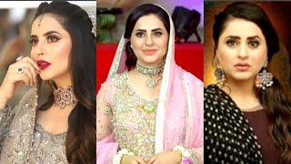 Pakistani actress Fatima Effendi latest tiktok video | Munafiq drama BTS
