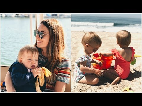 Day in the Life: Beach + Duffy Day | Kendra Atkins