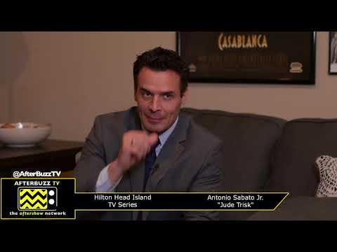 Antonio Sabato Jr. Talks Hilton Head Island S2 TV Series | AfterBuzz TV