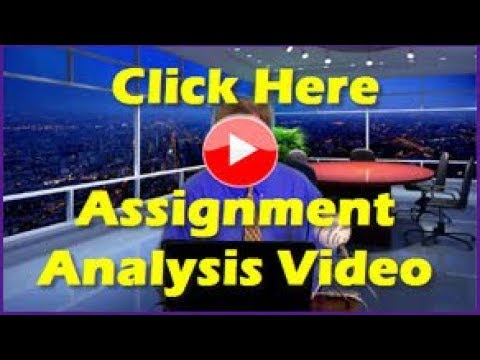 BEHS 210: Assignment Analysis - Research Paper