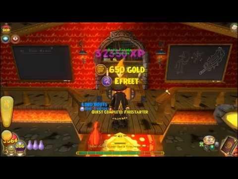 Wizard101 - Efreet Pet Full Quest - 720pHD