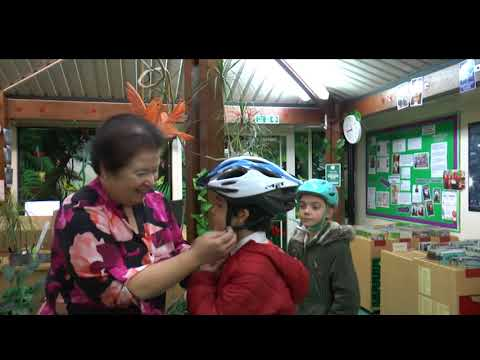 Cycle Smart Launch A Child Safety Initiative To Wear Helmets Correctly