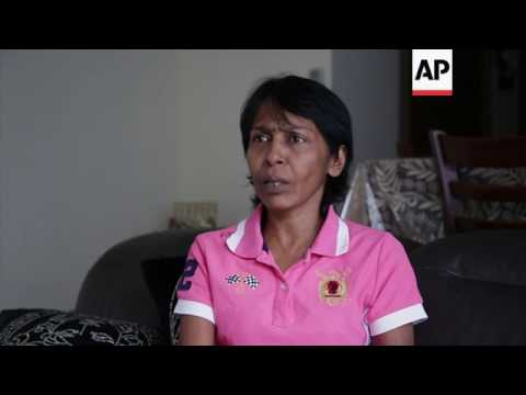 Interview with woman deported from UK