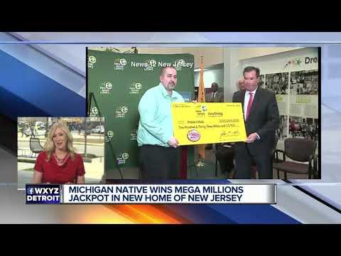 Winner of $533 million Mega Millions jackpot is Michigan native