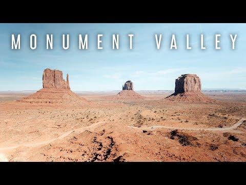 AMTRAK ACROSS AMERICA - Episode 8 (Monument Valley)