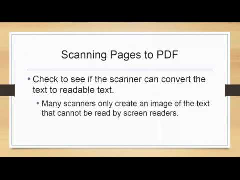 How to Make PDF Documents Compliant