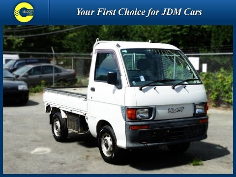 1996 Daihatsu Hijet Truck 4WD for sale in Vancouver, BC, Canada