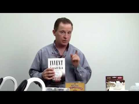 Free invention help and patent help video for inventors who want to make money