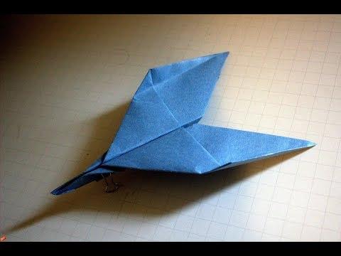 Comment faire un avion en papier facile