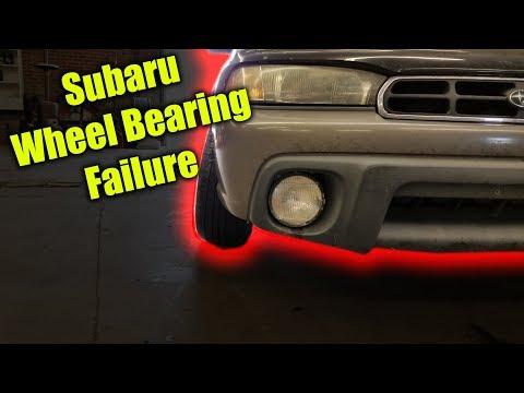 Subaru Wheel Bearing Failure