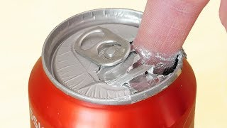 Amazing - What Gallium does to an Aluminium Can