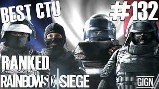 Rainbow Six Siege: Ranked - The Best CTU