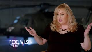 The Riff off Featurette Pitch Perfect 3 In Theaters December 22