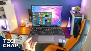 5 Reasons I Use the Huawei MateBook 13 Everyday! | The Tech Chap