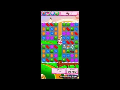Beat candy crush level 76(mobile)